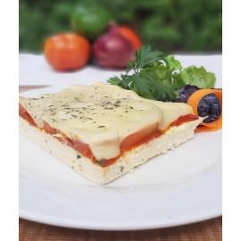 Pizzaiola (pizza con masa de ricotta)