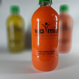 Jugos Naturales (Detox, Summer, Carrot)